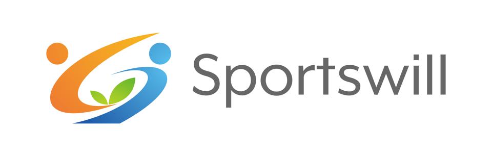 スポーツウィル株式会社ロゴ